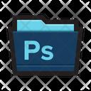 Folder Adobe Photoshop Icon