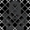 Adopt Child Care Icon