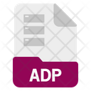 Adp file Icon