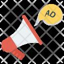Ads Megaphone Marketing Icon