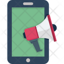 Ads Megaphone Mobile Icon