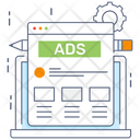 Digital Marketing Web Publicity Web Marketing Icon