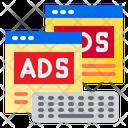Ads Advertising Seo Icon