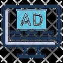 Ads Advertisement Marketing Icon