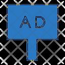 Ads board Icon