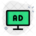 Ads Computer Online Advertising Advertising Icon