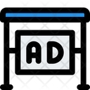 Ads Display Online Advertising Advertising Icon