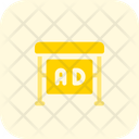 Ads Display Icon