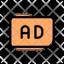 Ads Laptop Online Advertising Advertising Icon