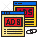 Ads Link Icon