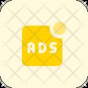 Ads Live Icon