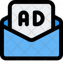 Ads Message Online Advertising Advertising Icon