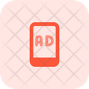Ads Mobile Icon