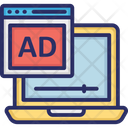 Ads Monetizing Digital Ads Mobile Ads Icon
