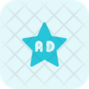 Ads Rating Icon
