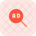 Ads Search Icon