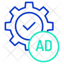 Iads Settings Ads Setting Advertising Icon