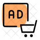 Ads Shop Shopping Advertising Sale Advertisement Icon