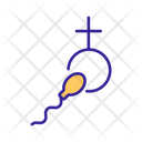 Adult Sperm Icon