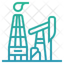 Advanced oil and gas exploration and recovery Icon