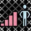 Advancement Career Job Promotion Icon