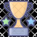 Advantage Prize Winning Cup Icon