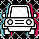 Adventure Car Travel Icon
