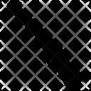 Adventure Glyph Icon