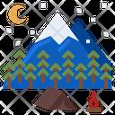 Adventure Nature Icon
