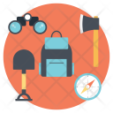Adventure tools Icon