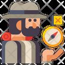 Adventurer Male Adventurer Male Adventurer Icon