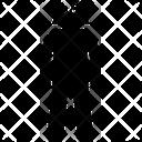 Adventurous man Icon