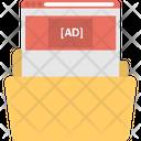 Advert folder Icon