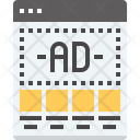 Advertise Ad Banner Icon
