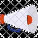 Speaker Marketing Loud Icon