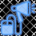 Advertise Digital Branding Icon