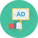 Ad Advertisement Advert Icon