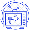Advertisement Publicity Social Ads Icon