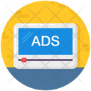 Advertisement Ads Publicity Icon
