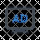Advertisement Icon