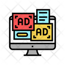 Advertisement Banners Computer Icon