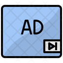 Advertisement Skip Video Icon