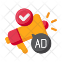 Advertisement Advertising Marketing Icon