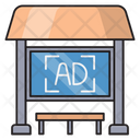 Ads Banner Poster Icon