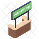 Advertisement Board Icon