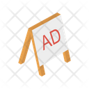 Ads Banner Advertisement Icon