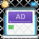 Advertisement Campaign Icon