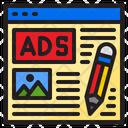 Advertisement Content Icon