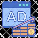 Advertisement Money Icon