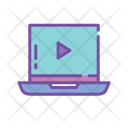Advertisement video Icon